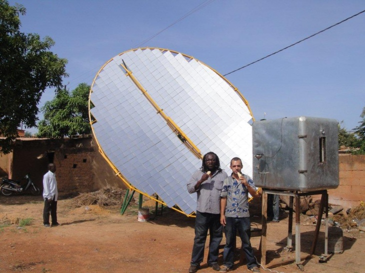 Ecosun leader de la technogologie solaire en afrique de l 39 ouest et en a - Fours solaires en afrique ...